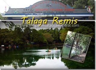 Obyek WIsata Talaga Remis