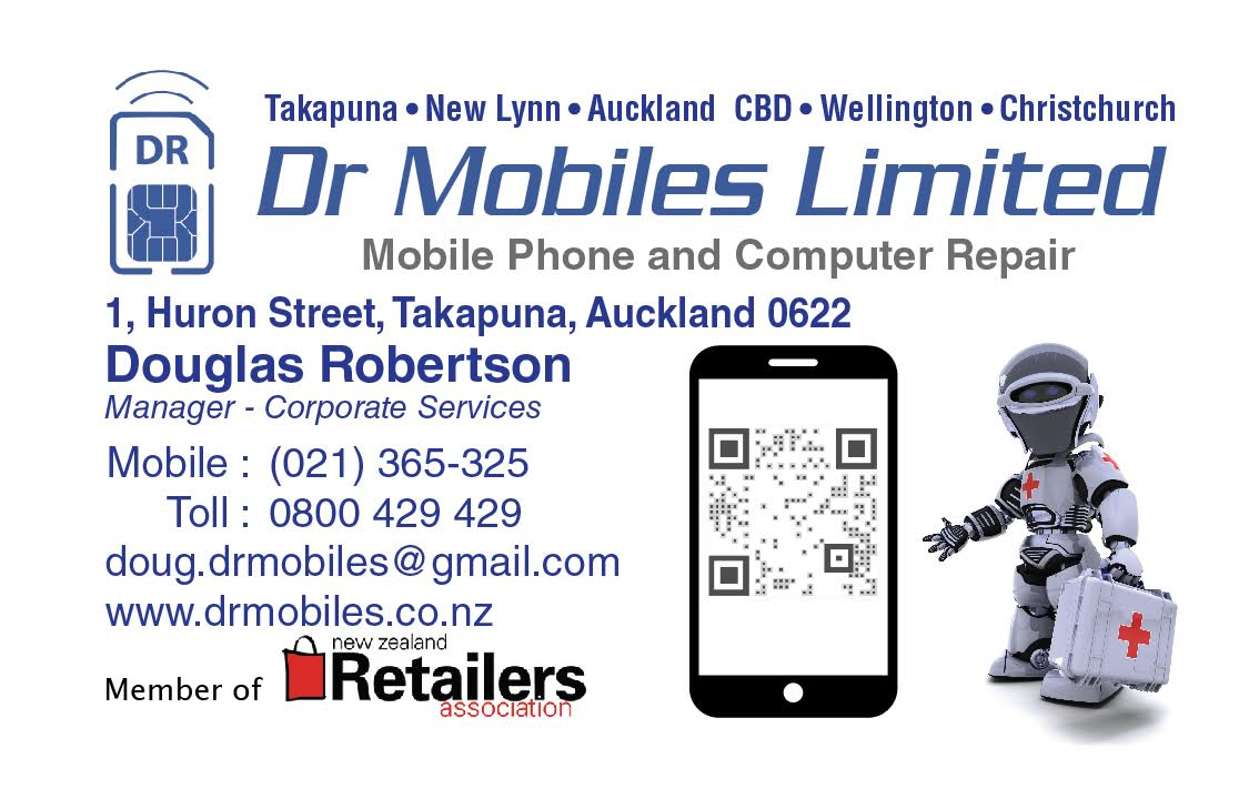 Auckland apple ipad iphone 6s repair update business card for dr 21 october 2015 sharing with you and the world our updated business card design for our group of companies along with the business card design for doug magicingreecefo Images