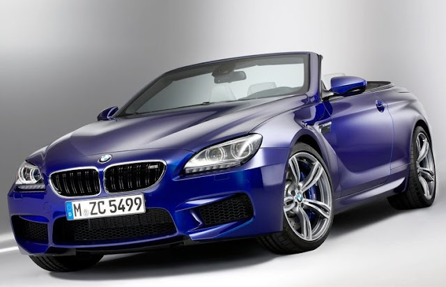 BMW M6 Convertible 2013 pictures