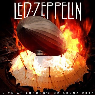 2007 - Led Zeppelin - Live At London's 02 Arena - Bootleg