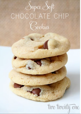Super Soft Chocolate Chip Cookie Recipe
