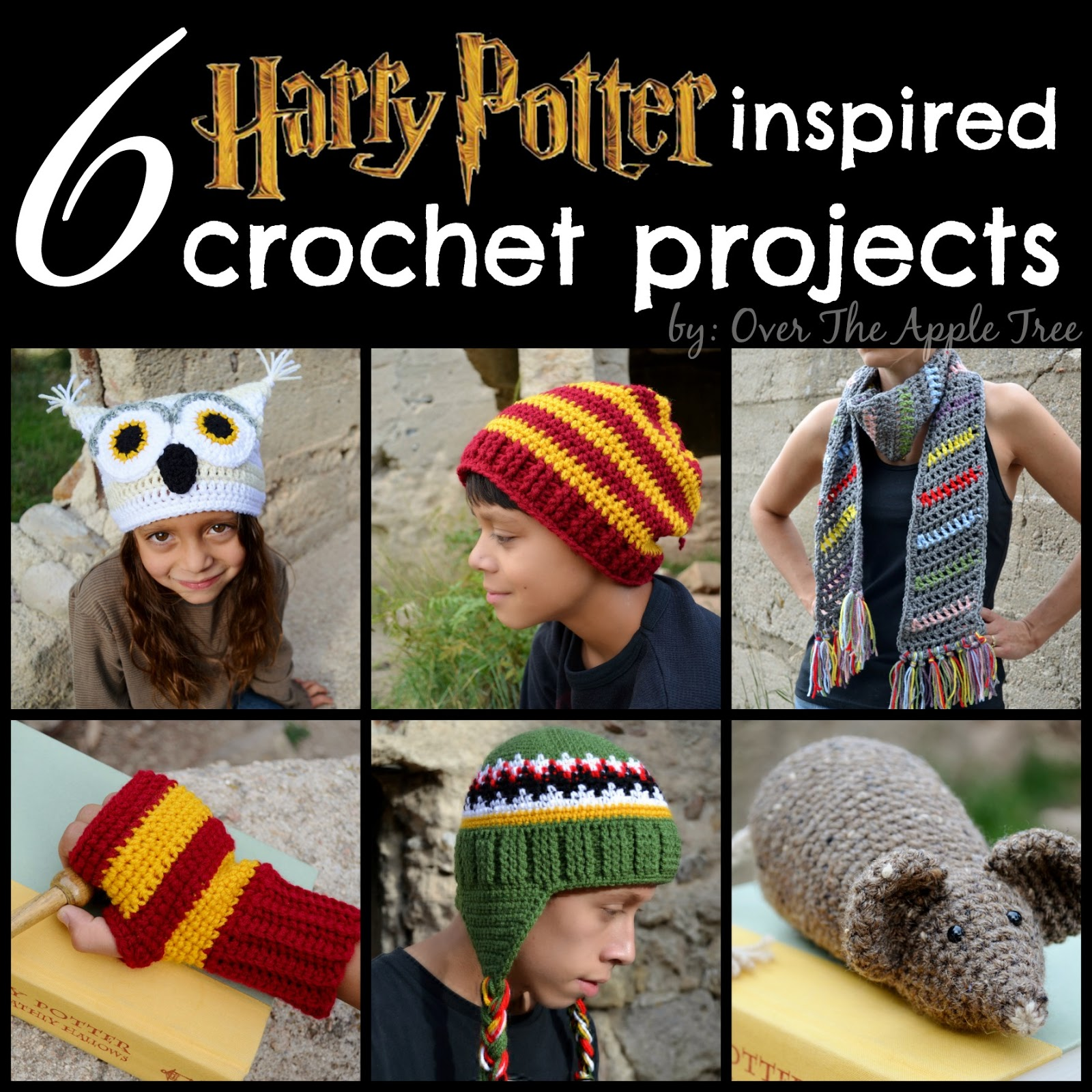 Harry Potter Inspired Crochet » Over The Apple Tree