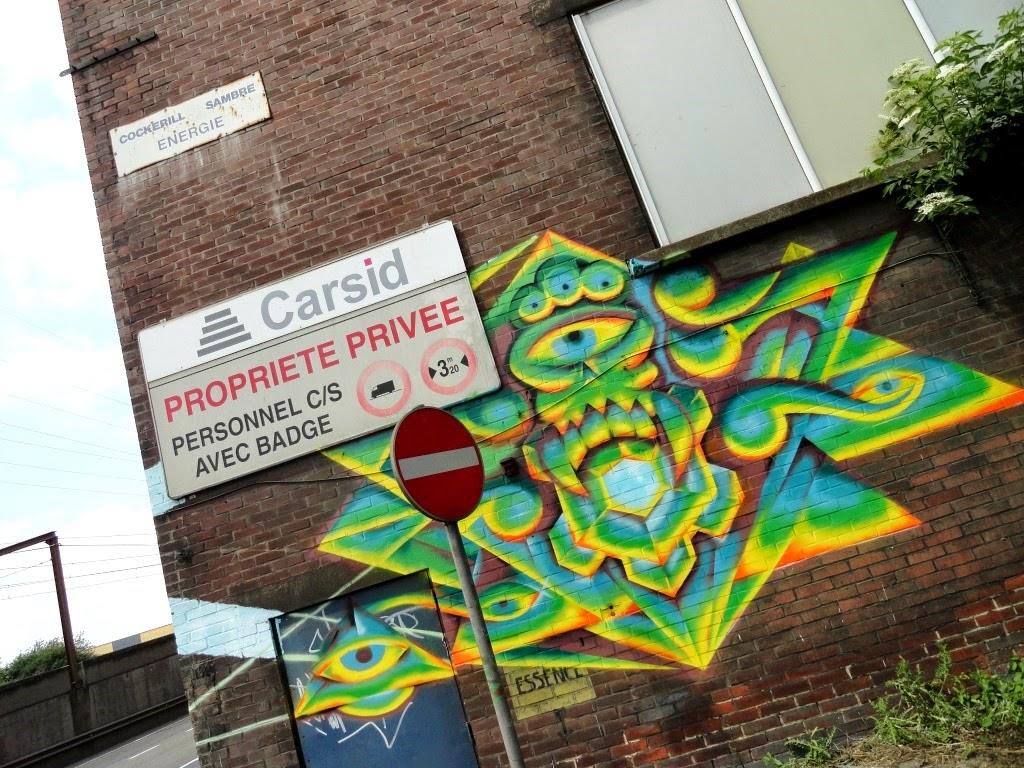 Asphalte Charleroi