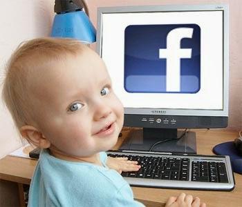 Cuestión etica sobre cómo la exposición de imágenes de niños en Facebook