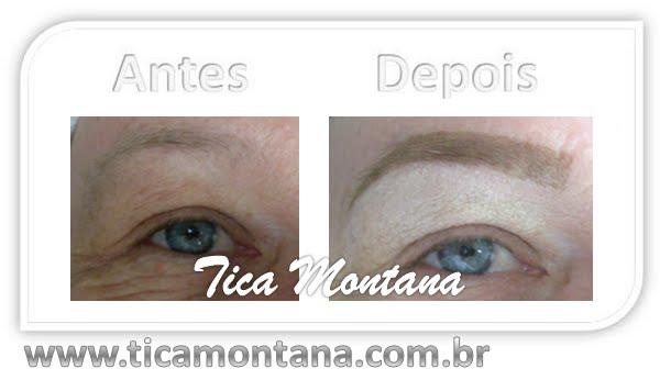 DESIGN DE SOBRANCELHAS by TICA MONTANA