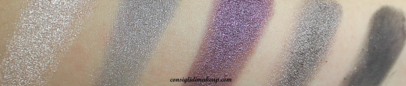 recensione vamp gold edition natale 2014 palette