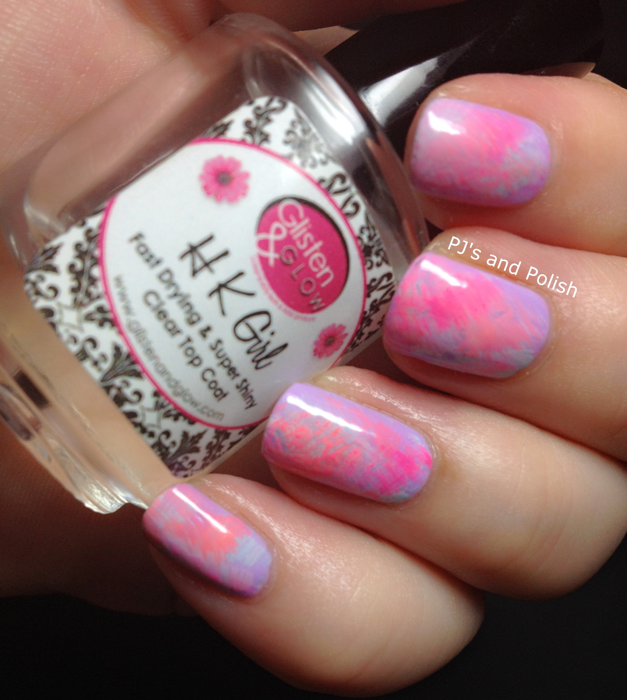 China Glaze City Flourish Peonies & Park Ave Nail Art Lotus Begin At Vase Value Spring In My Step Petal To The Metal In A Lily Bit Konad MoYou Stamping HK Girl