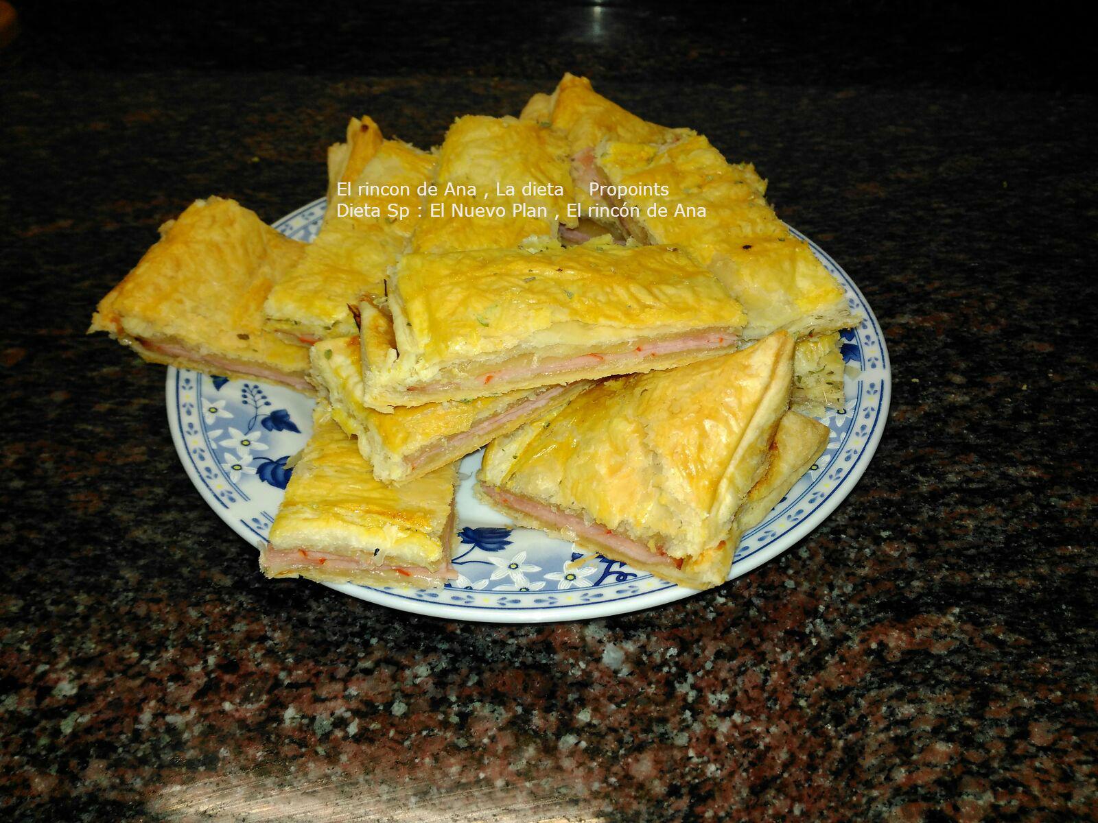 En la cocina con ana dieta sp empanada de maxi lomo - Ana en la cocina ...