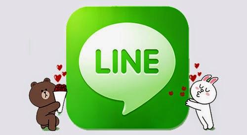 Line, Line PC, Line Logo
