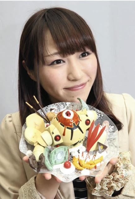 Kino Kosaka Starting To Like Making Plastic Models