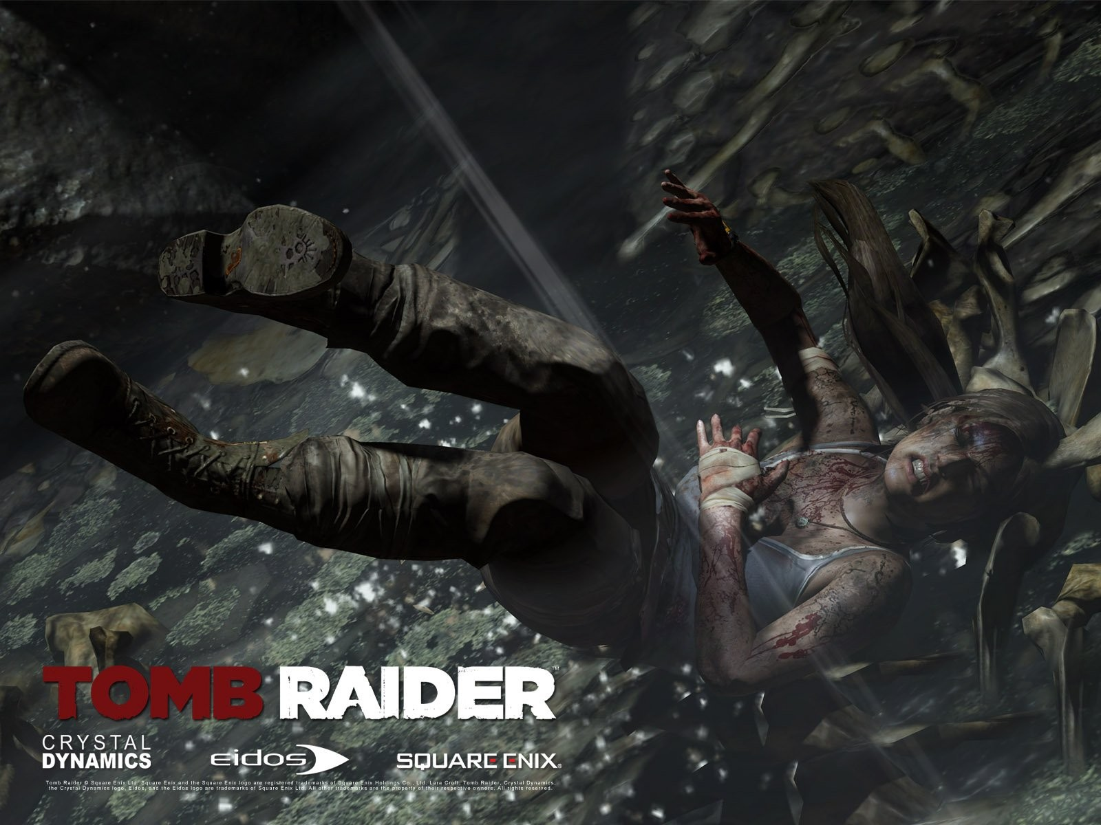 Tomb Raider HD & Widescreen Wallpaper 0.529527414191638