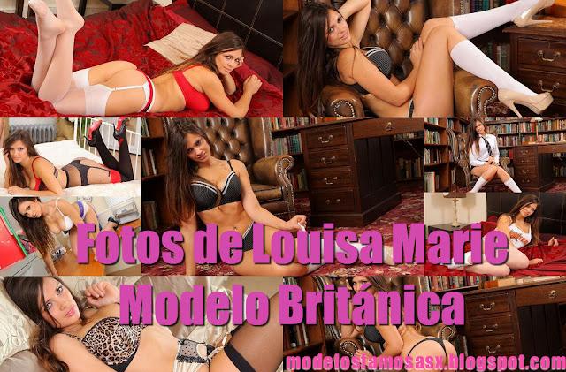Fotos de Louisa Marie - Modelo Británica