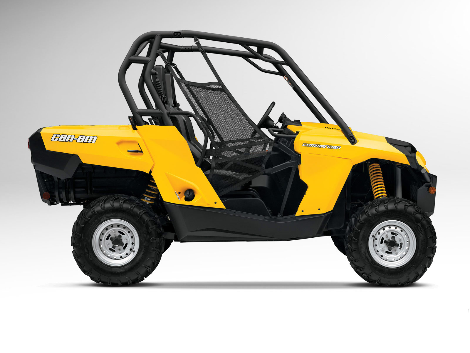 2012 Can-Am Commander 800R ATV pictures 2