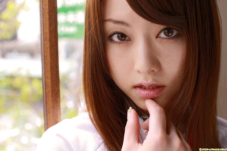 Akiho Yoshizawa   Hot Japanese Idol Teaser Pics   Hot FHM