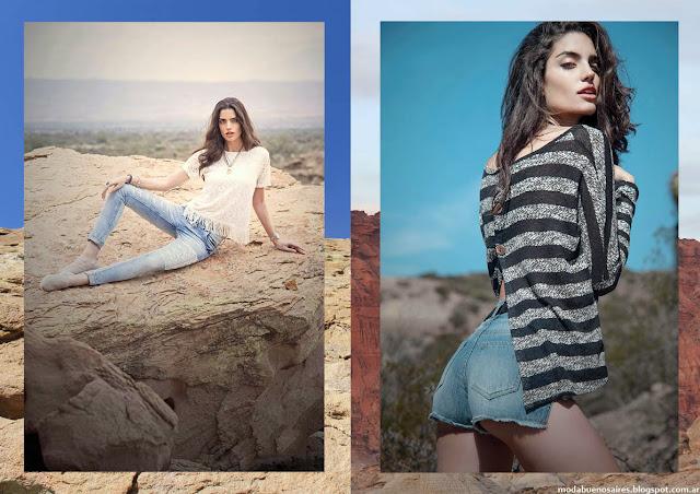 Ropa de mujer verano 2016. Sweet verano 2016 moda mujer.