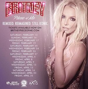 Britney: Piece Of Me