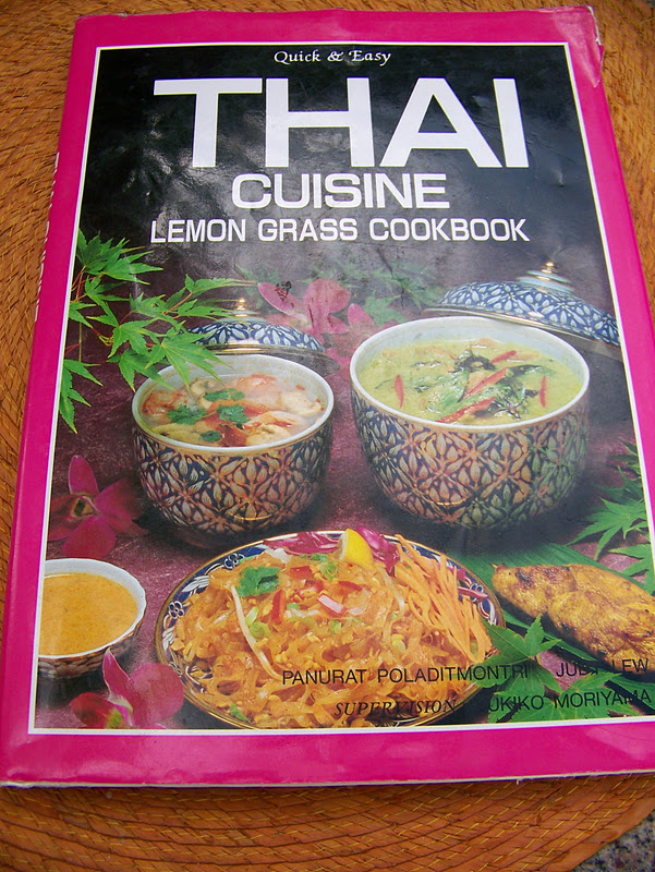 Couldnt ask for more thai cuisine lemon grass cookbook red curry each recipe gives a list of ingredients and then provides a photo of the ingredients this makes shopping at the asian grocery much easier if youre forumfinder Images