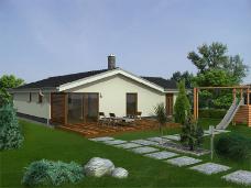 Mintaház: Nordique 1 68_09 | Habbeton házak