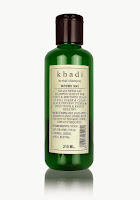 Buy Khadi Herbal Neem Sat Shampoo, 210ml Rs. 98 only at Amazon.