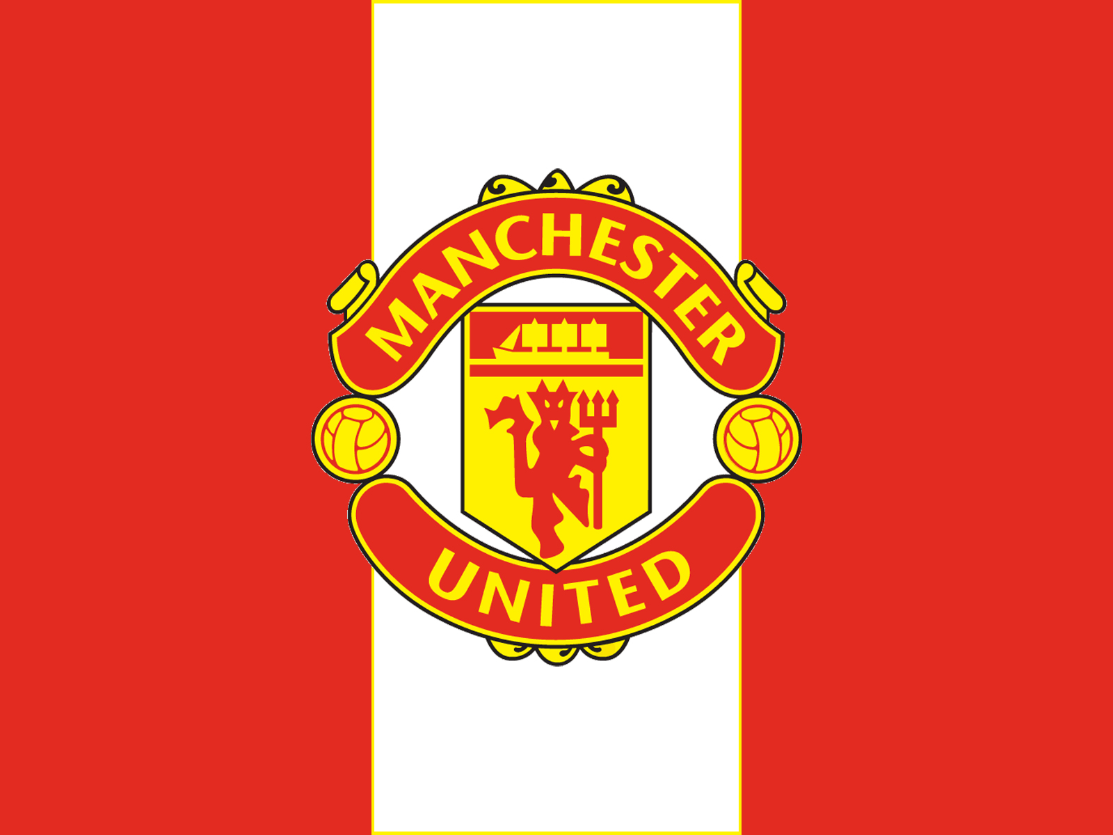 manchester united flag logo manchester united lion manchester united ...