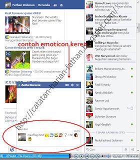 Kumpulan EMOTICON Facebook Lucu-Gokil-Terbaru