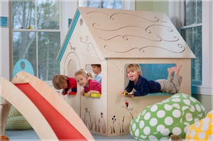 Modern Playroom Furniture