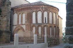 Ábside mudéjar de Galisteo