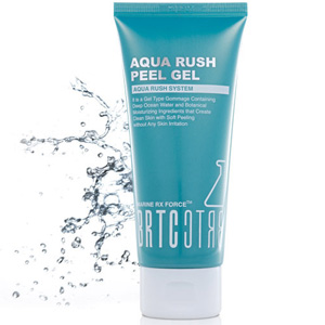 BRTC Aqua Rush Peel Gel Review