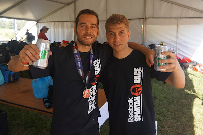 Spartan Race. Voluntariado