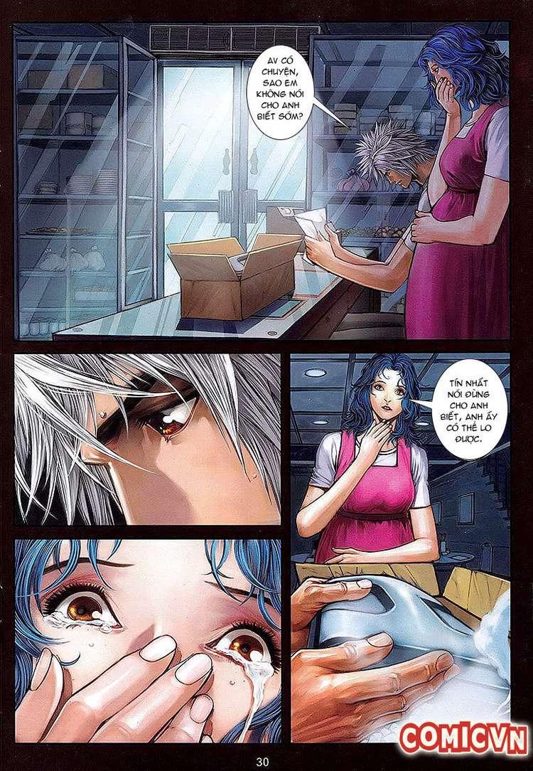 Cửu Long Thành Trại chap 32 - Trang 28