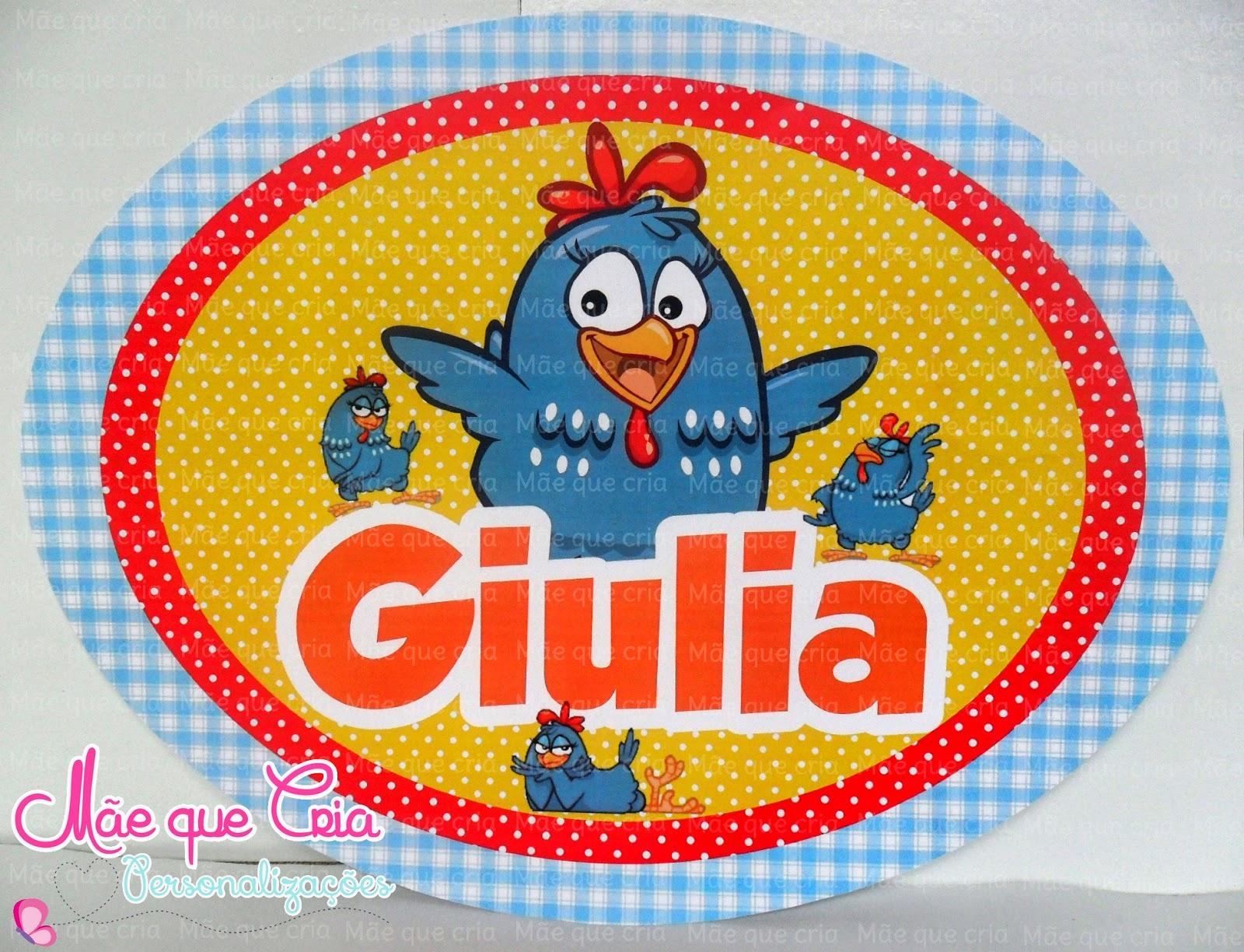 placa-elipse-galinha-pintadinha