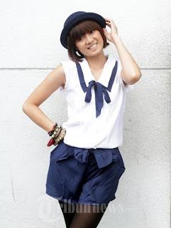Cantiknya Foto Chika Jessica