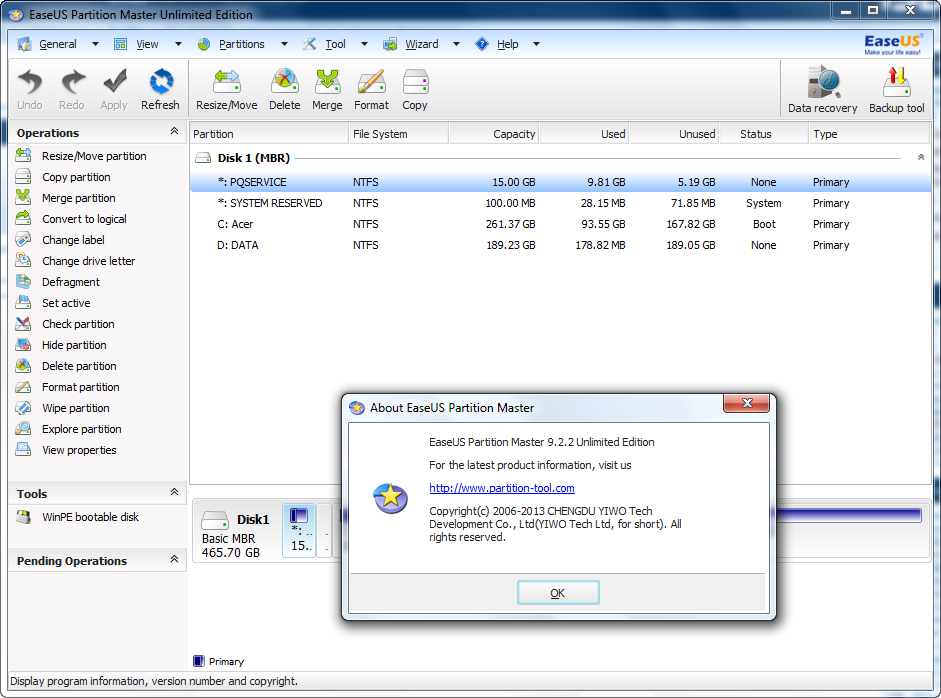 easeus partition master 12.5 activation key