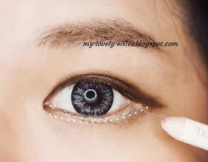 ... love: Thursday's Tips 95 : Tips dan Trik Menggunakan Eyeliner Cokelat