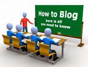 Teknik Dasar Menjadi Seorang Blogger Yang Handal Dan Terkenal