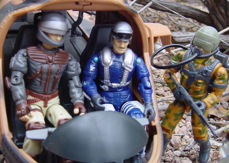 1990 Updraft, 1986 Tomahawk, 1990 Sky Patrol Skydive