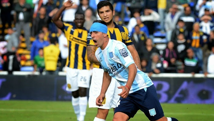 Racing Club vs Rosario Central en vivo