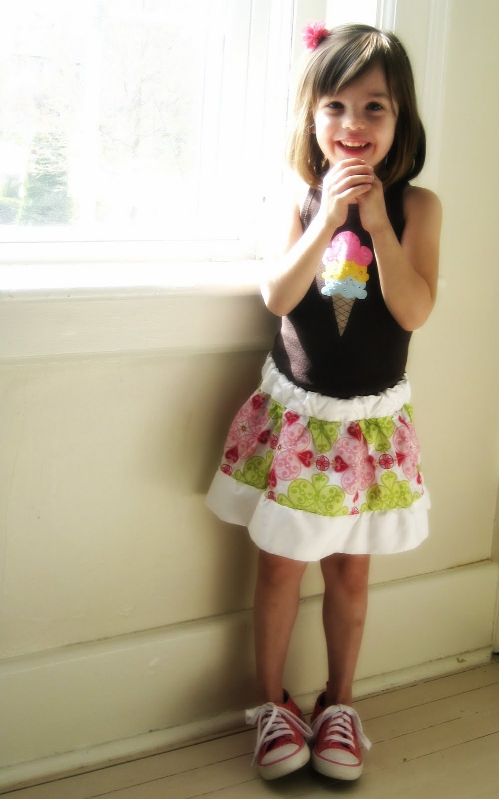 My pink life the market skirt for Aimee weaver blogspot