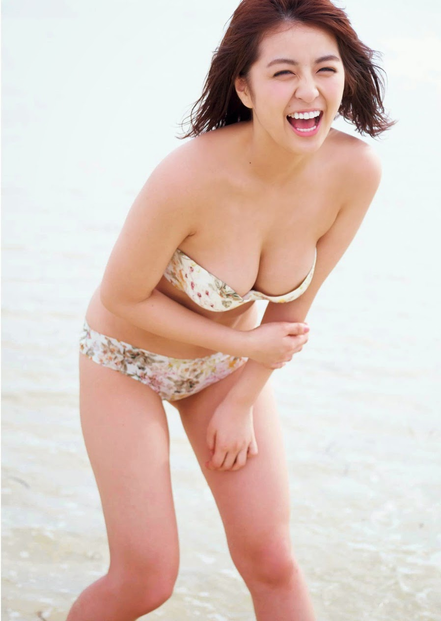 Yanagi Yurina 柳ゆり菜 Weekly Playboy March 2015 Pictures 4
