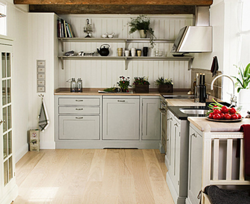 Meble kuchenne premium aran acja kuchni kuchni w stylu skandynawskim - Great swedish kitchen design ideas for your home ...
