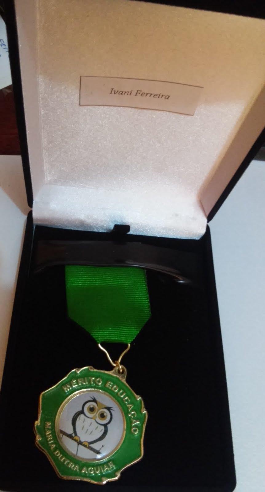 Medalha do Mérito da Educação