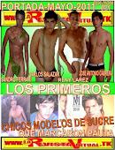 PORTADA-MAYO-2011*LOS PRIMEROS CHICOS MODELOS DE SUCRE QUE MARCARON PAUTA*: JOSE ANTONIO CABRERA LA
