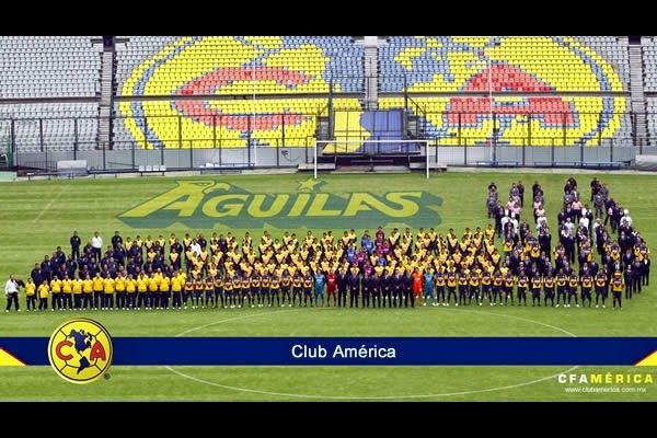 Estadio Azteca Club America Mexico - Mexico DF
