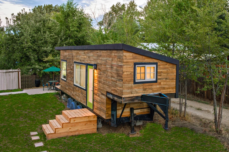 Tiny house canada plans
