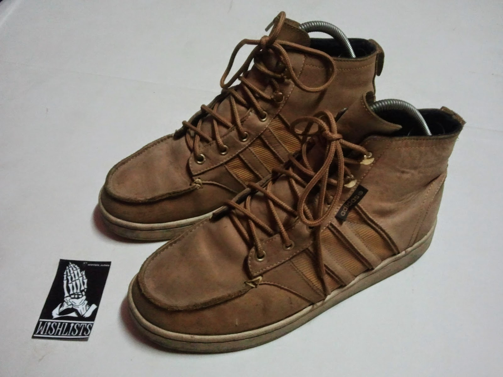 adidas david beckham shoes brown