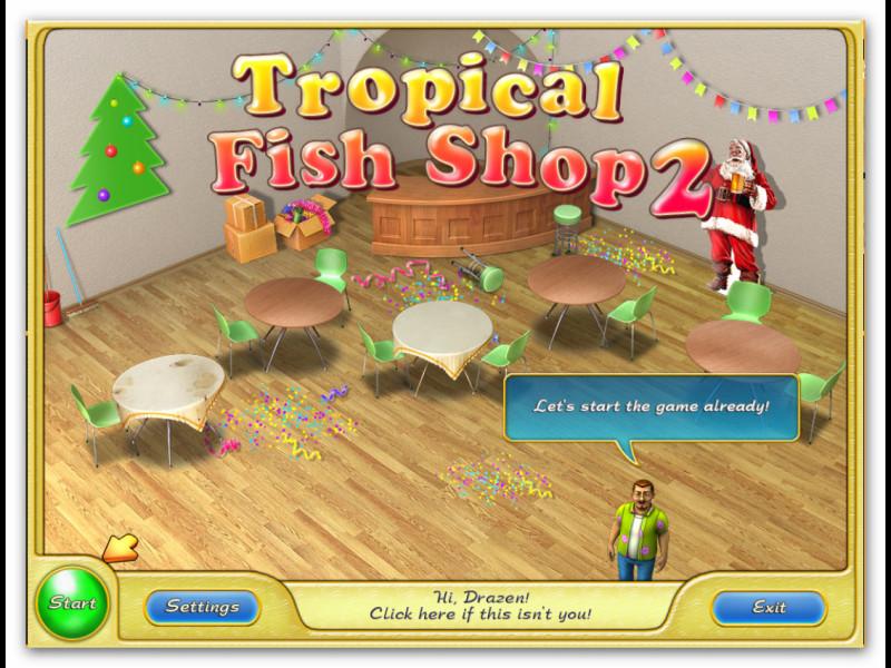Drazenbg tropical fish shop 2 for Exotic fish shop