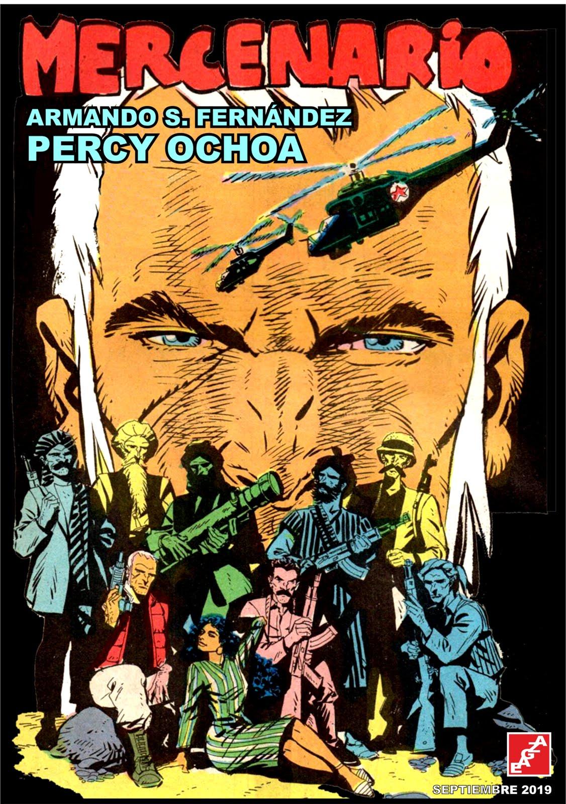 Obras de Percy Ochoa - EAGZA