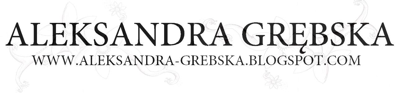 Aleksandra Grębska