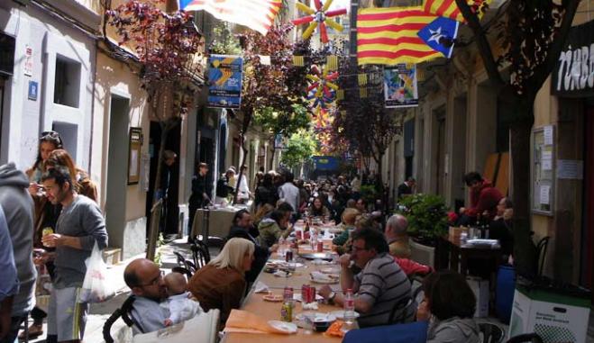 gastronomia Passatge Lluís Pellicer