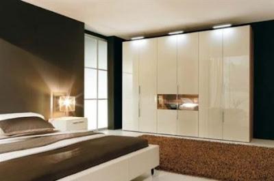 Dise os de armarios para dormitorios peque os decorar tu for Armarios modernos de diseno